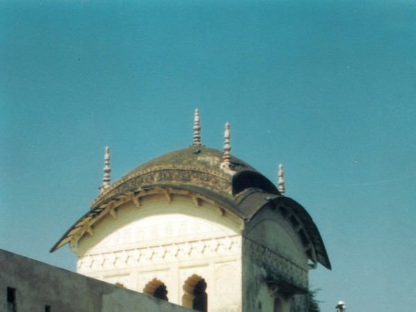 Islamnagar photos, Chaman Mahal - An Architectural Marvel.