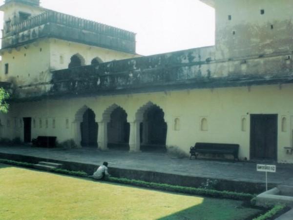 Islamnagar photos, Rani Mahal - Queen's Palace.