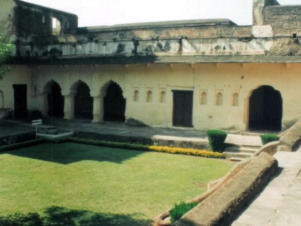 Islamnagar photos, Rani Mahal - An 18th century palace.