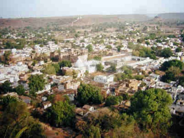 Chanderi photos, Chanderi-The Town