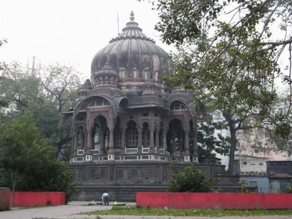 Indore photos, Krishnapura Chhatri - Chhatri