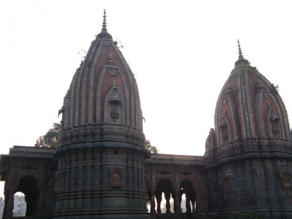 Indore photos, Krishnapura Chhatri - Dome shaped pavilion
