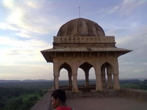 Mandu photos, Roopmati Pavilion - A Love Saga.