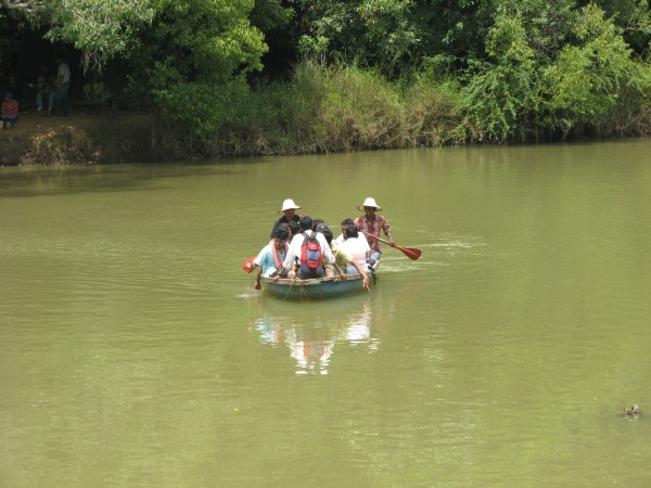 Wayanad photos, Kuruva Dweep - Boating
