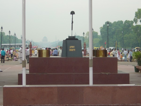 Delhi photos, India Gate - Amar Javan