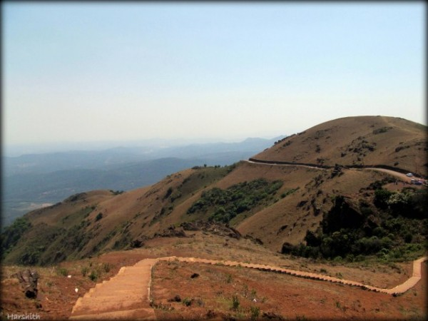 Chikmagalur photos, Mullayanagiri Range -An enticing view