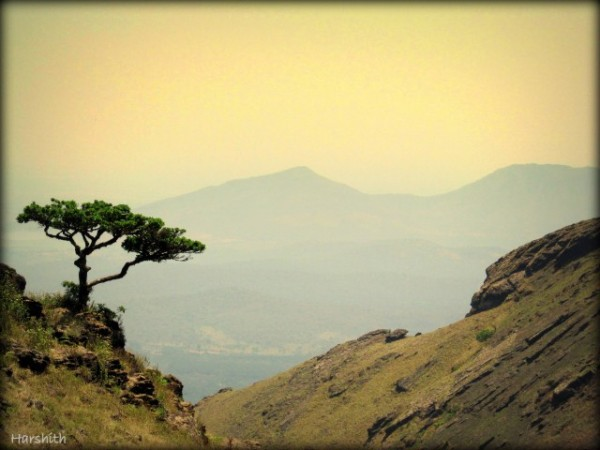 Chikmagalur photos, Manikyadhara Falls -The Sunset View