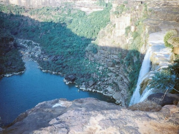 Rewa photos, Keonti Waterfalls - A Picturesque View
