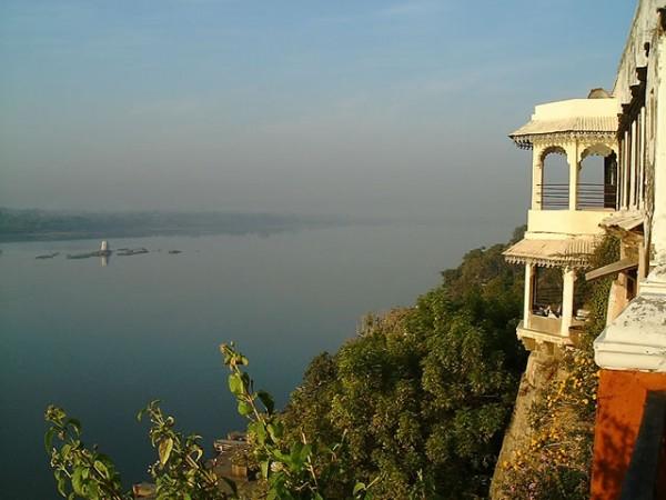 Maheshwar photos, Narmada Ghat - Narmada Ghat