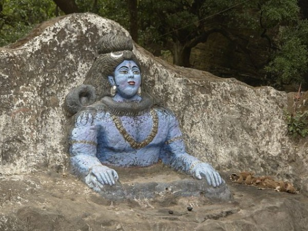 Pachmarhi photos, Lord Shiva