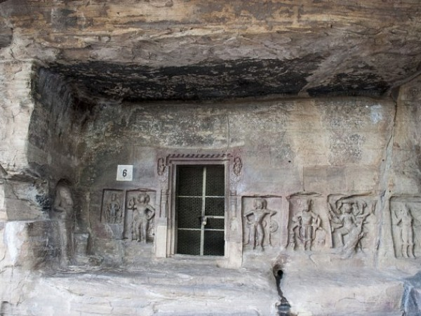 Vidisha photos, Udayagiri Caves - cave 6
