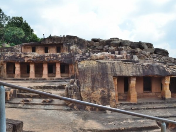 Vidisha photos, Udayagiri Caves - The Pillars