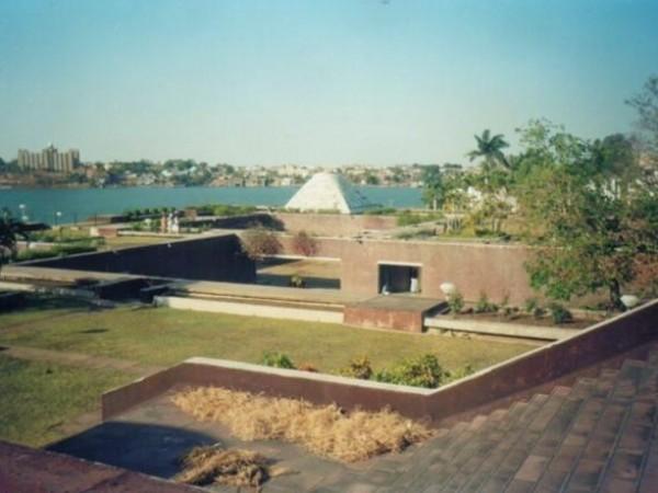 Bhopal photos, Bharat Bhavan - An Architectural Marvel