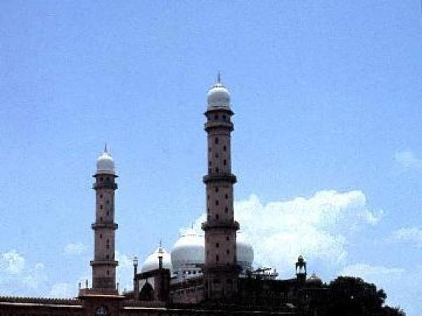 Bhopal photos, Taj-Ul-masjid - Crown of the Mosque