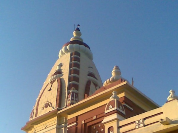 Bhopal photos, Birla Mandir (Lakshmi Narayan Temple and Museum) - A view of the Temple.