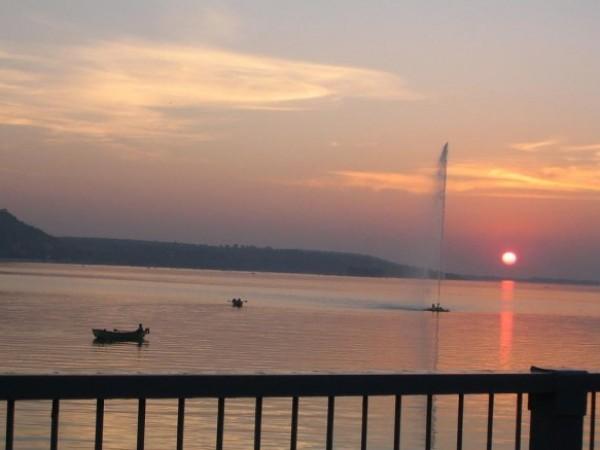 Bhopal photos, Upper Lake - A Beautiful View