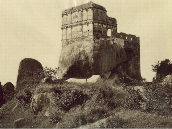 Jabalpur photos, Madan Mahal Fort - The Ancient Fort