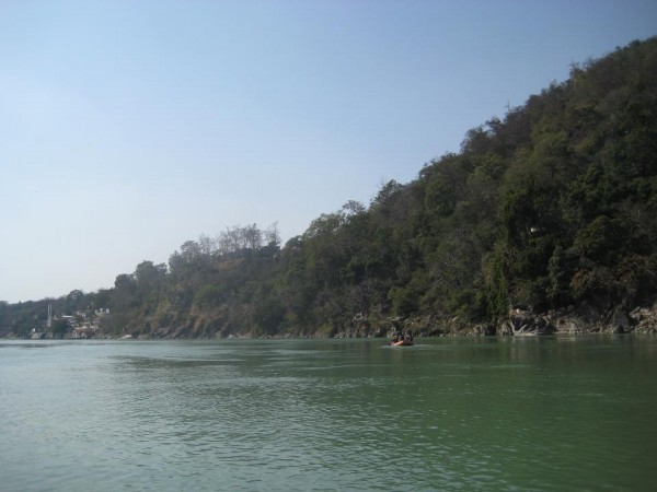 Rishikesh photos,Rishikesh-A view of the river