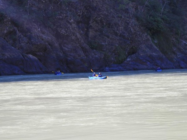 Rishikesh photos, White Water Rafting -Adventure Sports