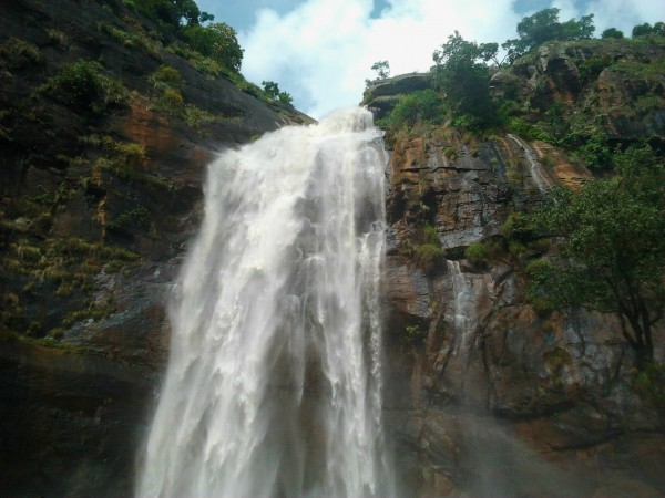 Kolli Hills photos, Masila Falls - Panoramic view of Masila Falls