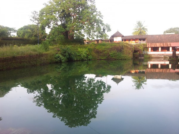 Bekal photos, Ananthapura Temple - The Lake
