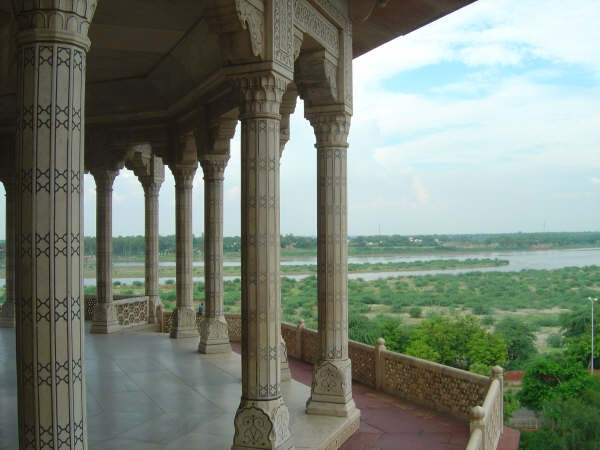Agra photos, Agra Fort - DSC04807