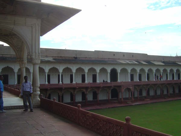 Agra photos, Agra Fort - DSC04815