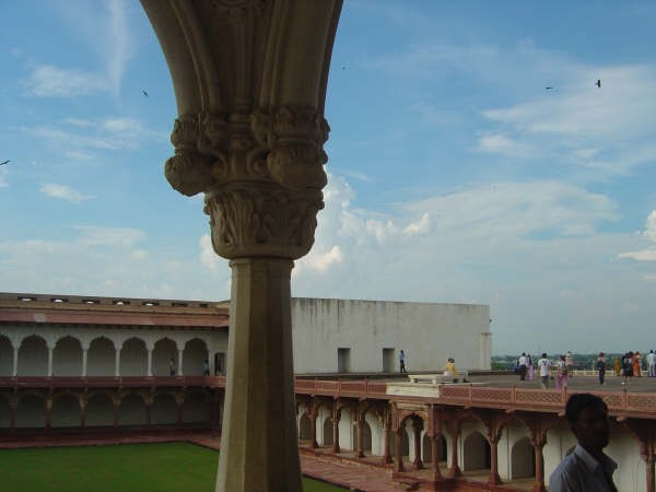 Agra photos, Agra Fort - DSC04817