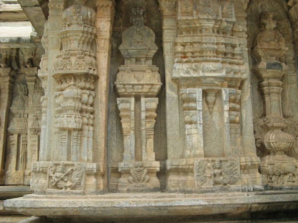 Talakadu photos, Close-up