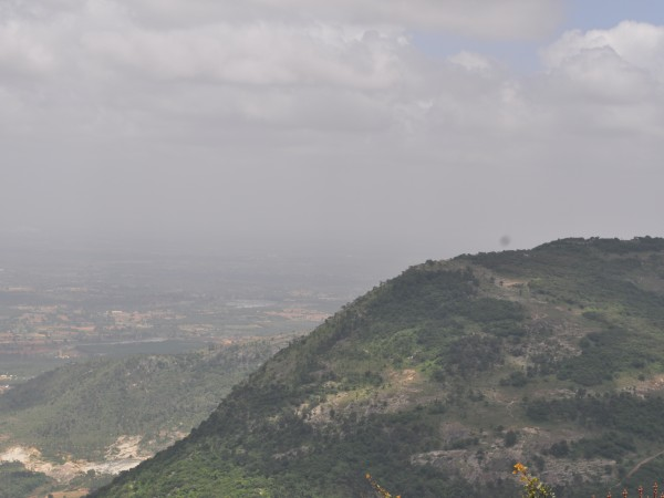 Nandi Hills photos, The Lofty Mountains