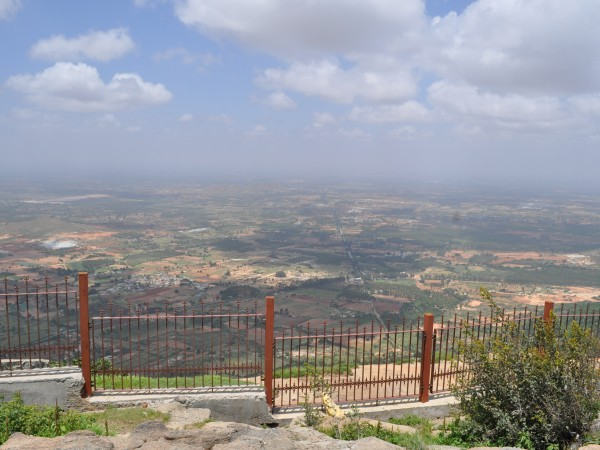 Nandi Hills photos, The Enchanting Blue Sky
