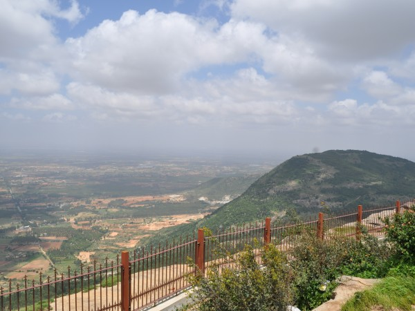 Nandi Hills photos, The Misty Clouds