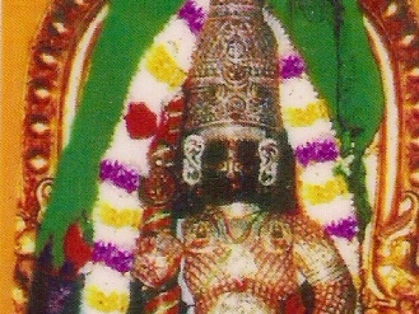 Udupi photos, A view of the Deity