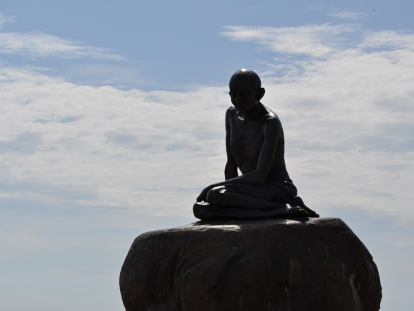 Udupi photos, Gandhiji