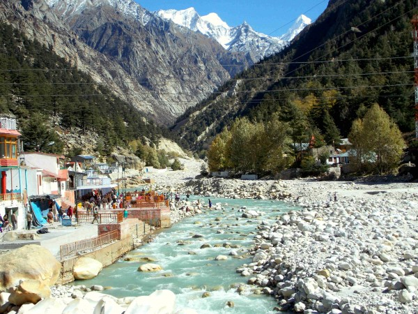 Gangotri photos, A crystal clear water