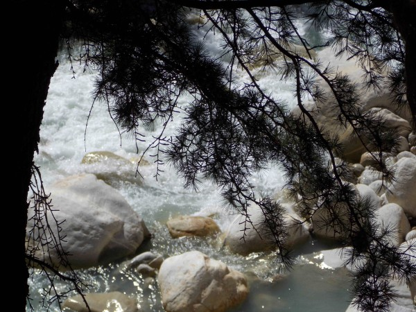 Gangotri photos, Gangotri River