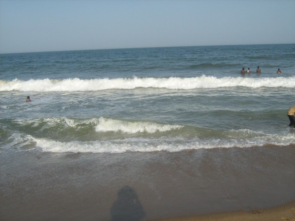 Pondicherry photos, The Sea Shore