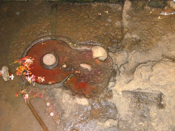 Sringeri photos, Shiva Linga