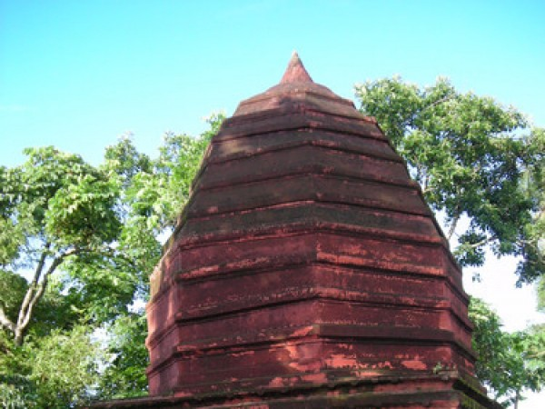Guwahati photos, Umananda Temple -  A view of the Temple