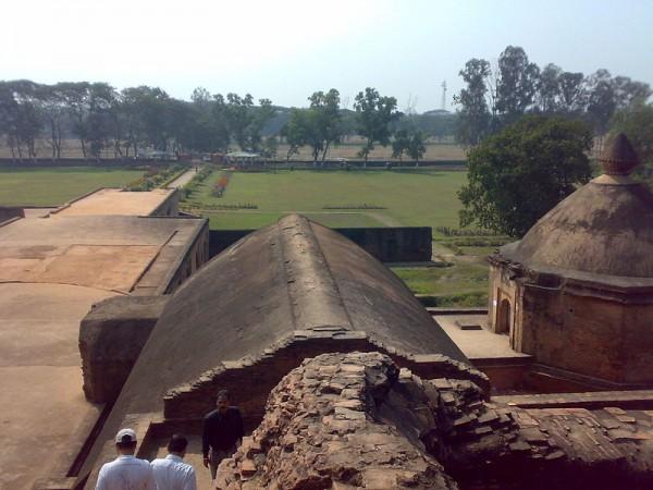 Sibsagar photos, Talatal Ghar - A view Talatal Ghar