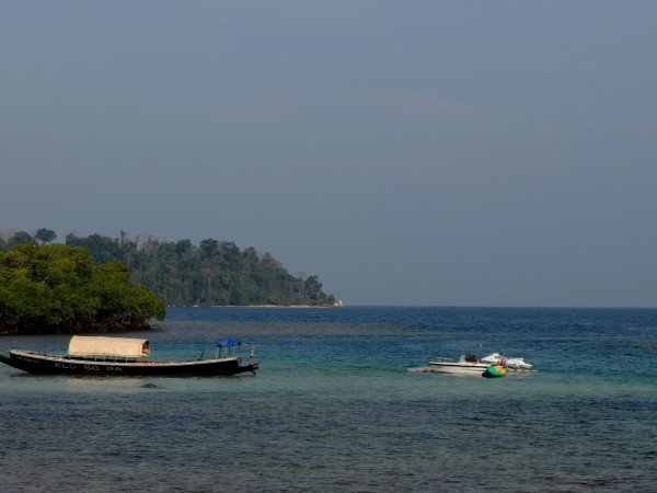 Andaman and Nicobar photos, Havelock Island - Sailing Boats