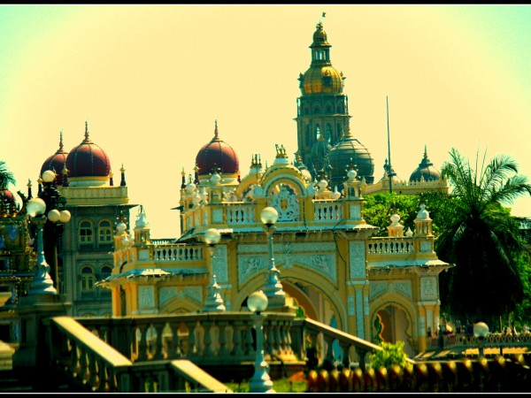 Mysore photos, Mysore Palace - A Picturesque Capture