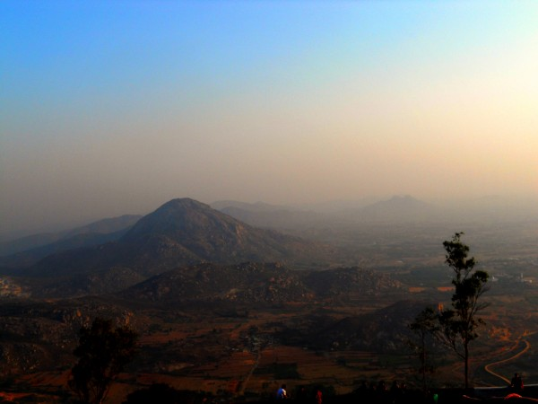Nandi Hills photos, Tipu's Drop - Nandi Hills