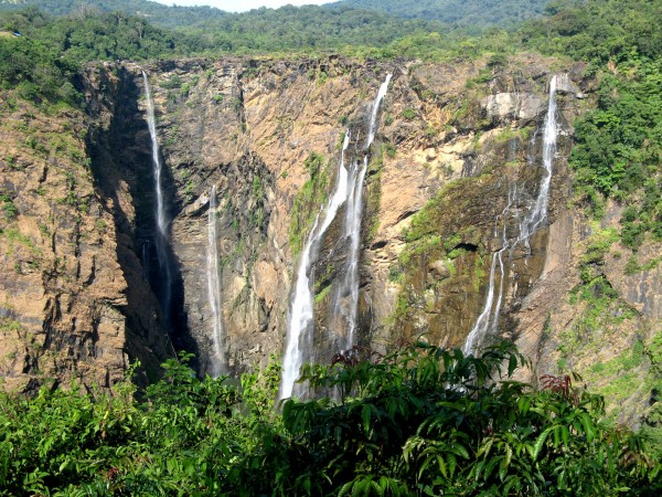 Jog falls photos, A Soothing Sight