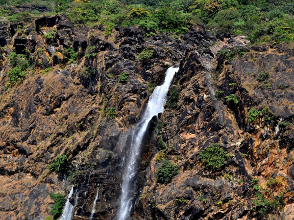 Jog falls photos, The Streak of Water
