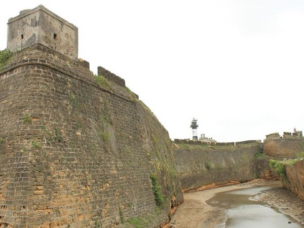 Diu photos, Diu Forts - A close view