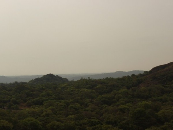 Savandurga photos, An Enticing View