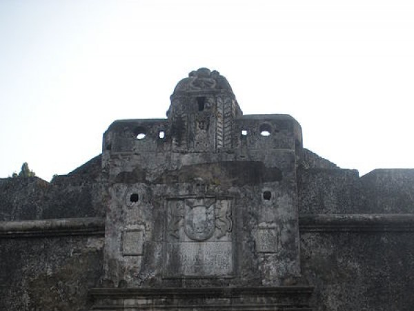 Daman photos, Fort of Moti Daman - A View