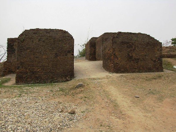 Itanagar photos, Ita Fort - A close view
