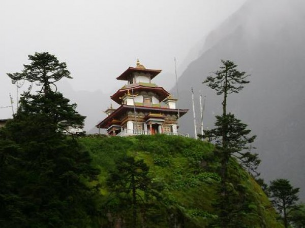 Tawang photos, Taktsang Monestary(Tigers Den) - taksang
